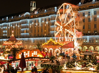 Christmas In Austria.Top 5 Christmas Markets In Germany And Austria Cactus Blog