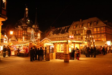 Weihnachten - Christmas in Germany - Cactus Blog