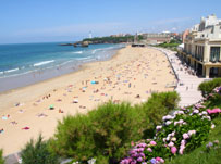 Free language courses Biarritz