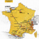 tour de france 2016 route map