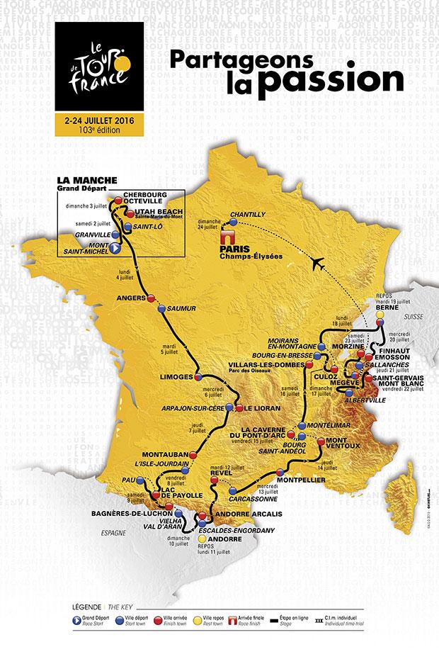 Experience Le Tour de France 2016   Cactus Blog