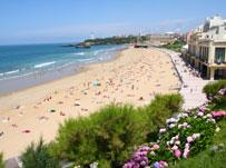 Free language courses Biarritz